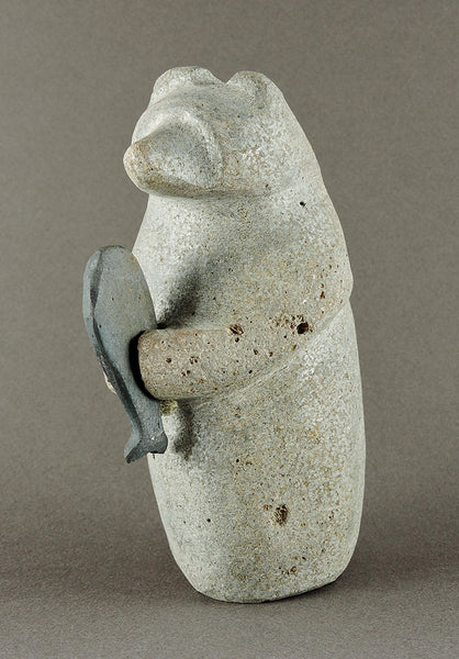 Bear With Removable Fish
