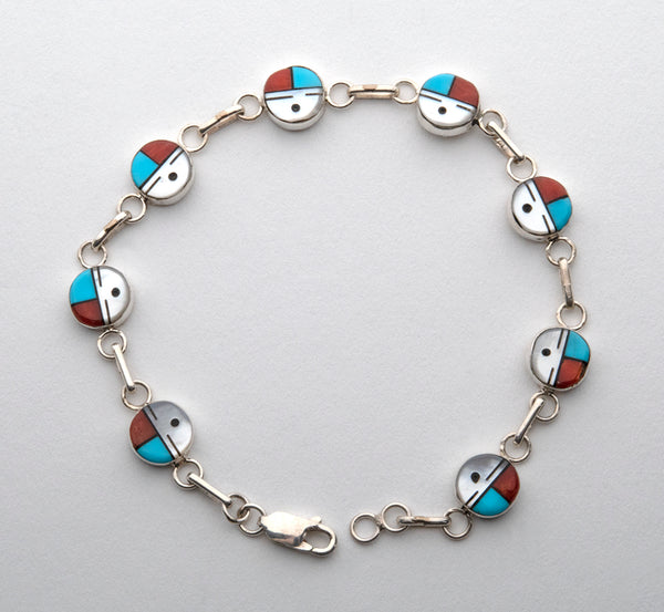 Balance Of The Elements Link Bracelet