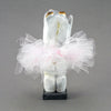 Ballerina Bear Of Antler With Pink Tulle Tutu