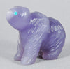 Charming Bear Cub of Purple Fluorite
