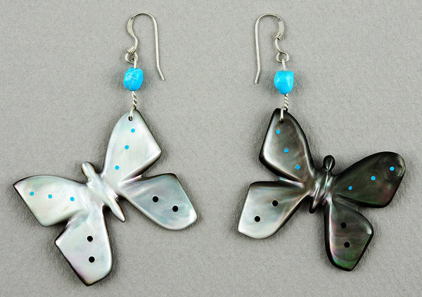 Springtime Butterfly Earrings
