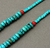 Turquoise Corn Maiden Pendant Necklace