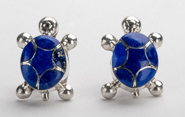 Turtle Treasure Earrings