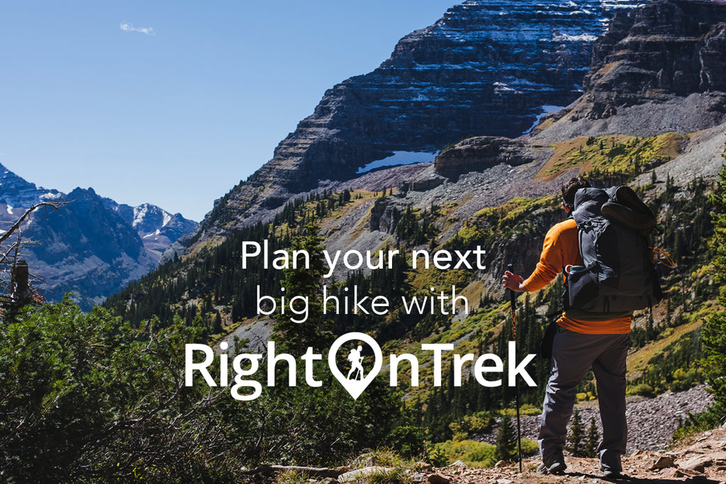 Plan Your Next Big Hike with RightOnTrek
