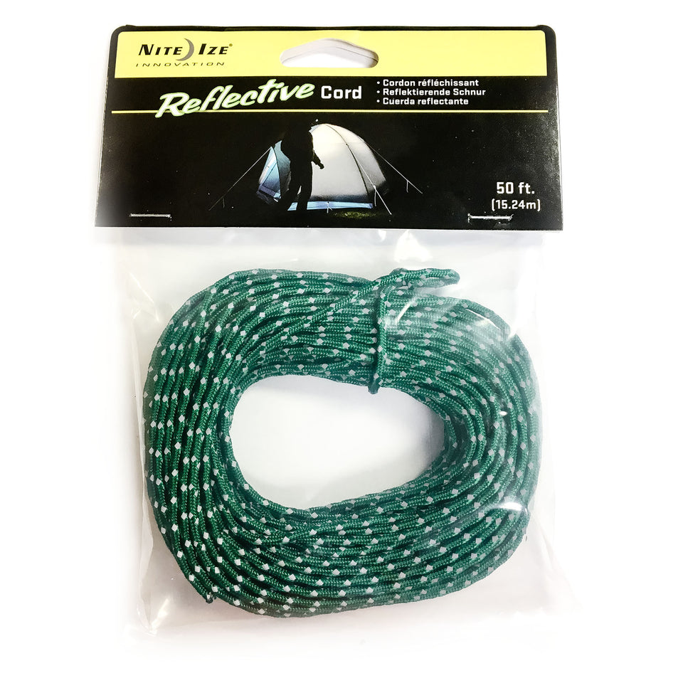 NiteIze Reflective Cord - 50ft