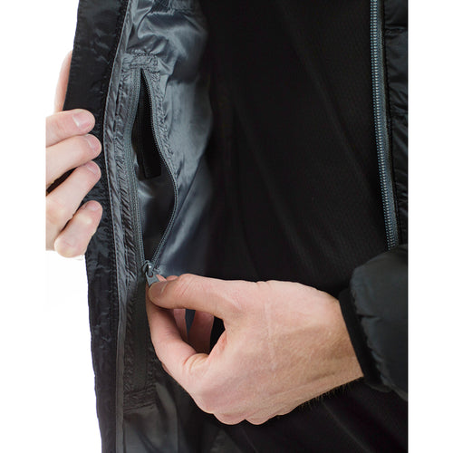 Ultralight Down Jacket self stow pocket
