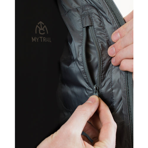 Ultralight Down Jacket inner pocket