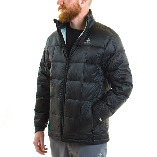 700 fill light down jacket for men