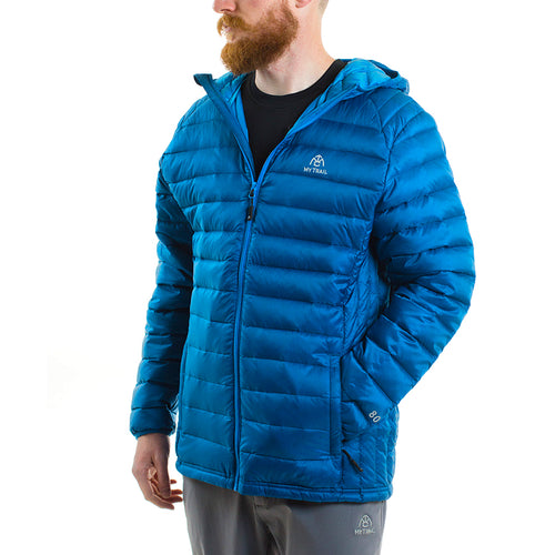 Men's 800 Fill Ultralight Hooded Down Jacket