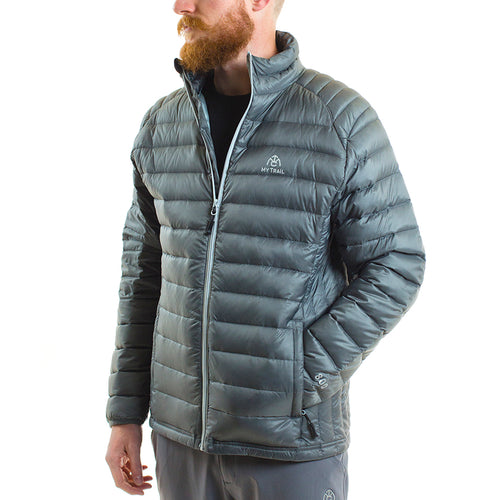 men's ultralight down jacket 800 fill