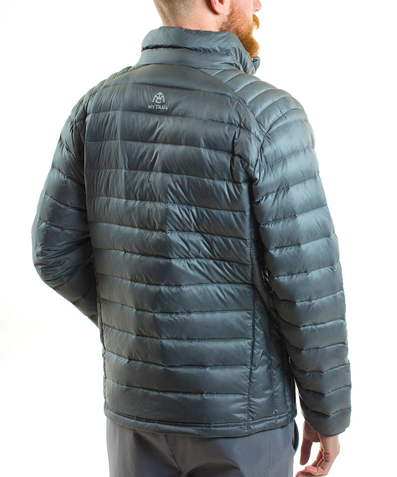 Men's 800 Fill Ultralight Down Jacket back