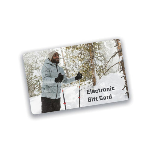 My Trail Electronic Gift Card