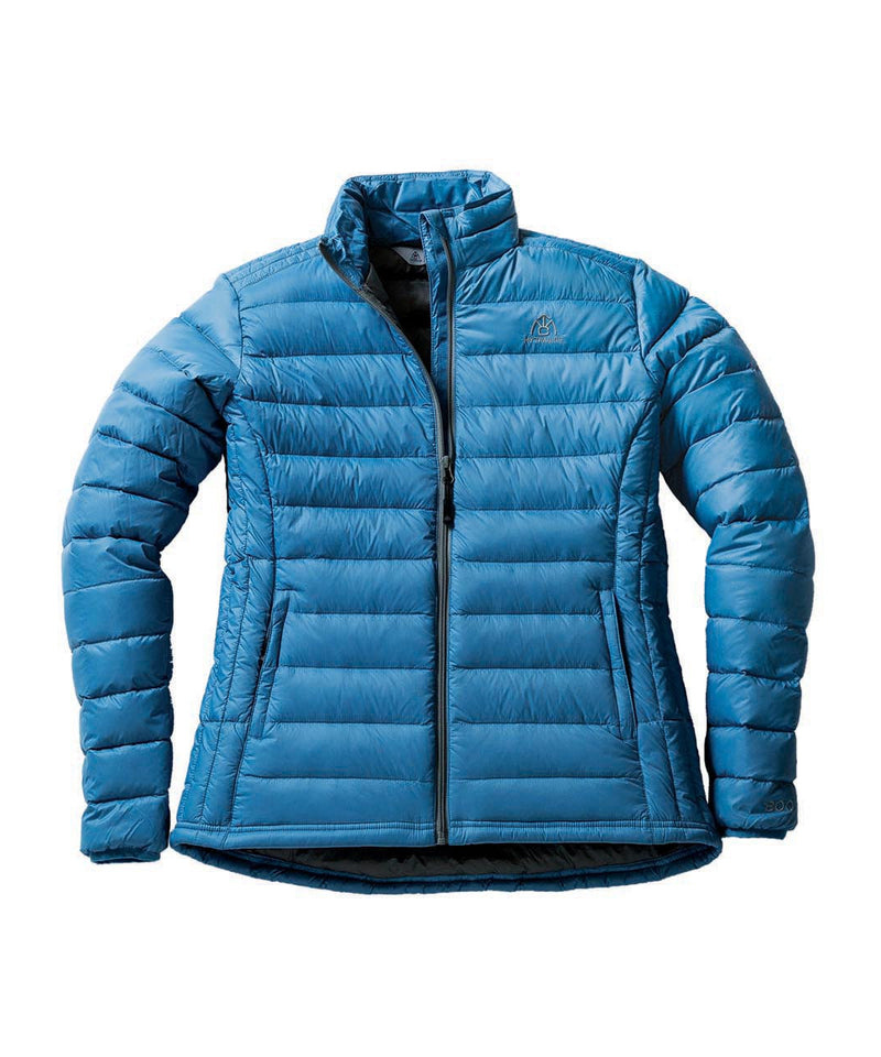 Down Light Jacket front