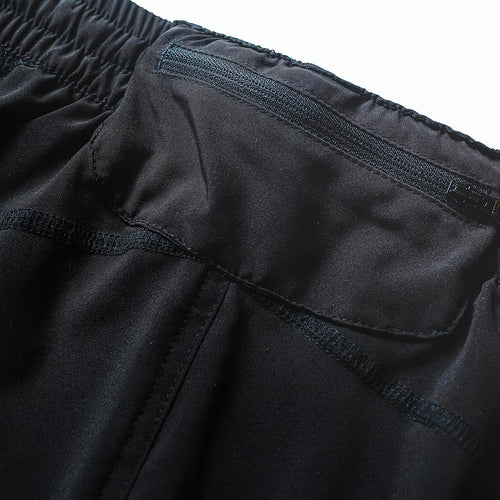 Rear Center Zipper Pocket