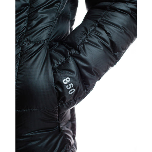 Men's 850 Fill HL Hooded Down Jacket sleeve and pocket