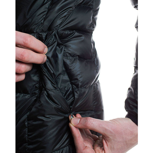 Men's 850 Fill HL Hooded Down Jacket pocket