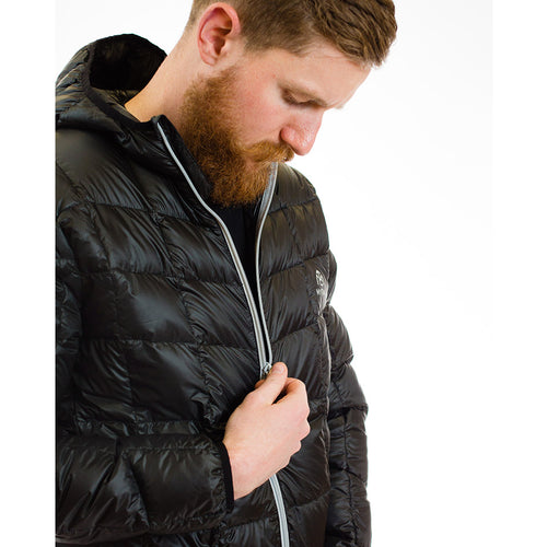 Men's 850 Fill HL Hooded Down Jacket
