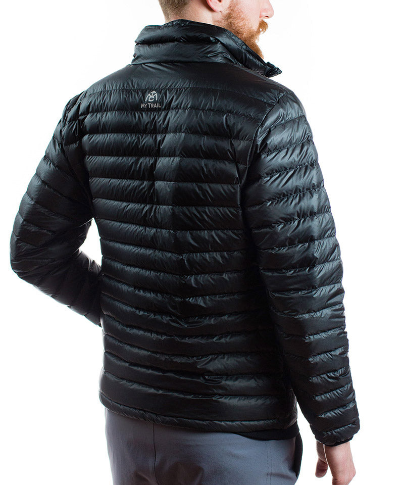 Men's 850 Fill HL Down Jacket back