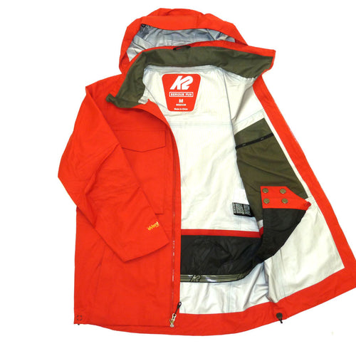 K2 M's Hurricane Shell Red
