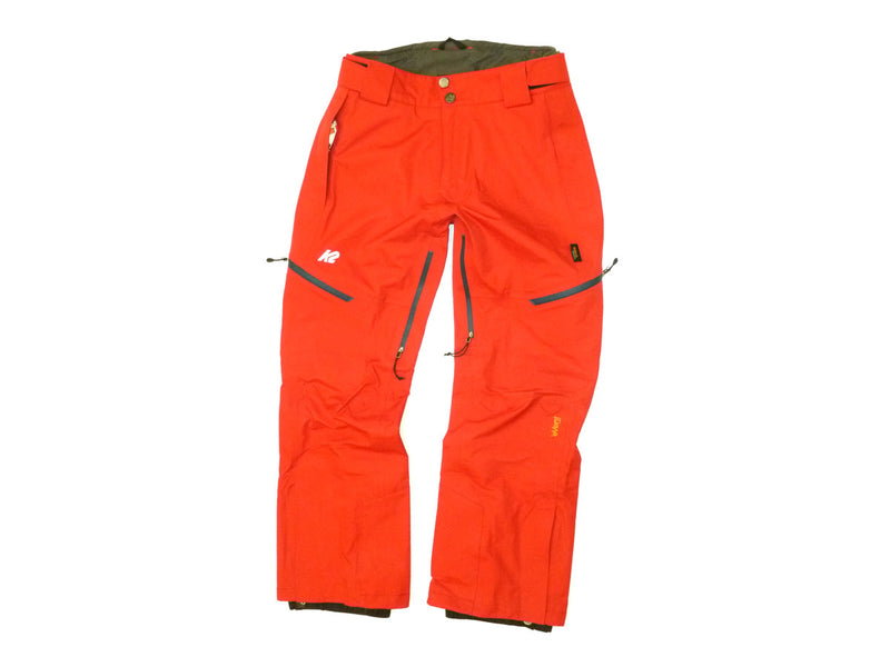 K2 M's Intrepid Shell Pant Red