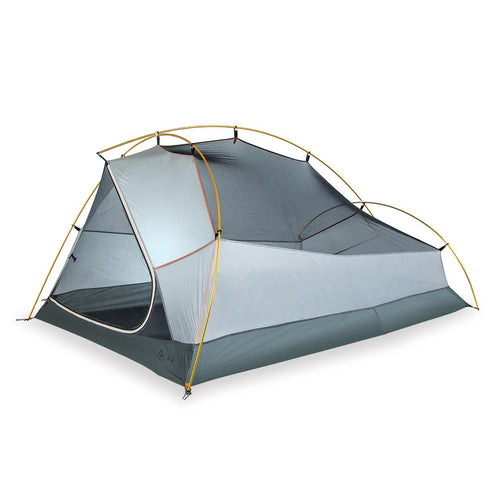 tent front