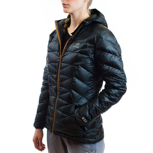 Women's 850 Fill HL Hooded Down Jacket Black
