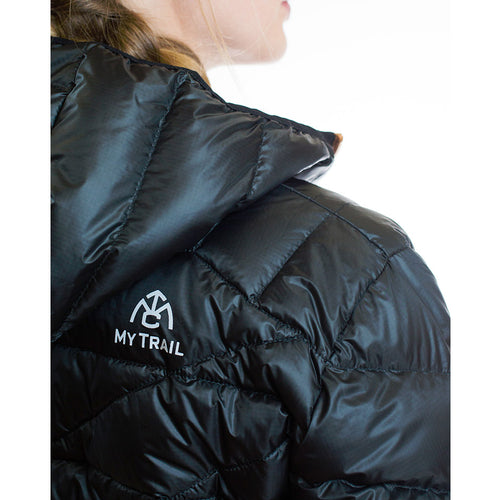 Women's 850 Fill HL Hooded Down Jacket hood