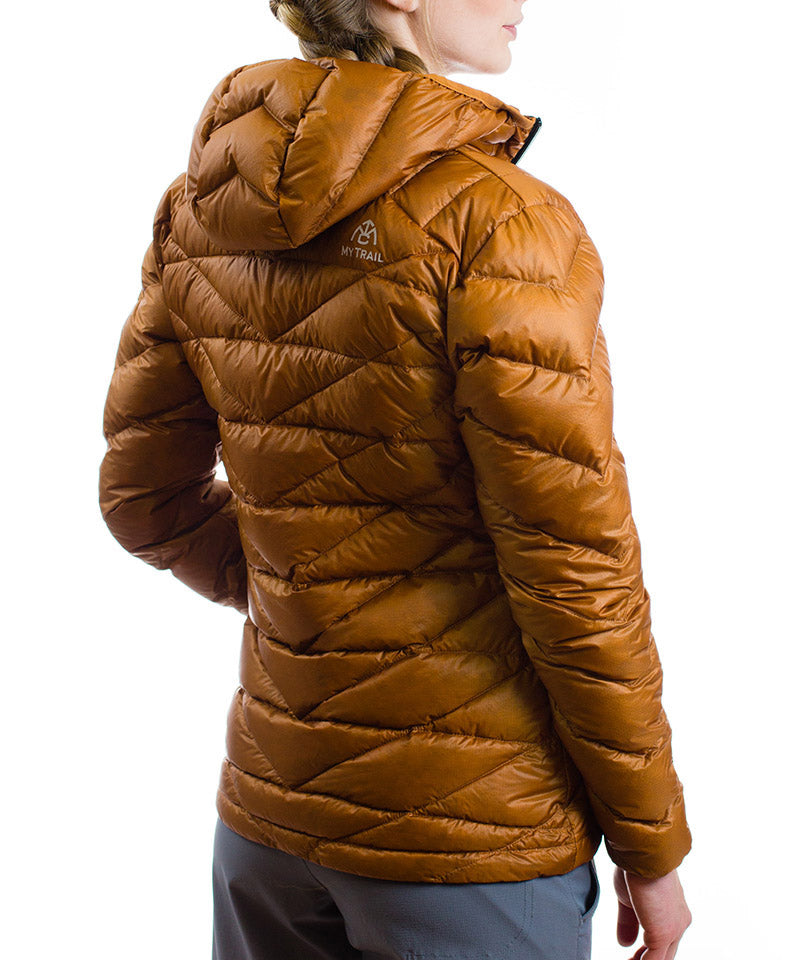 Women's 850 Fill HL Hooded Down Jacket