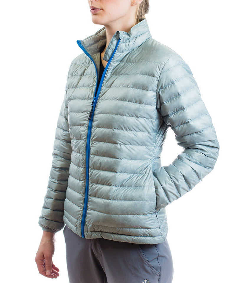 Women's 850 Fill HL Down Jacket smoke