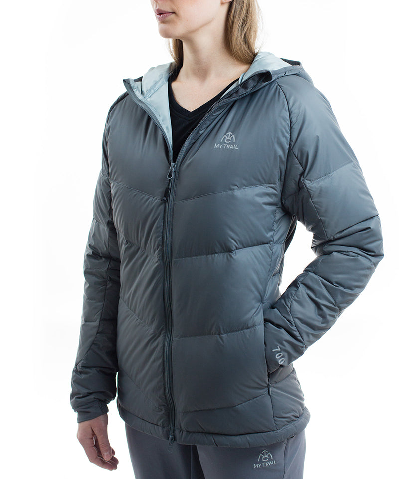Women's 700 Fill Light Down Hooded Jacket