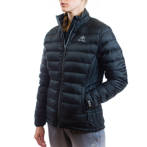 Women's 800 Fill Ultralight Down Jacket black