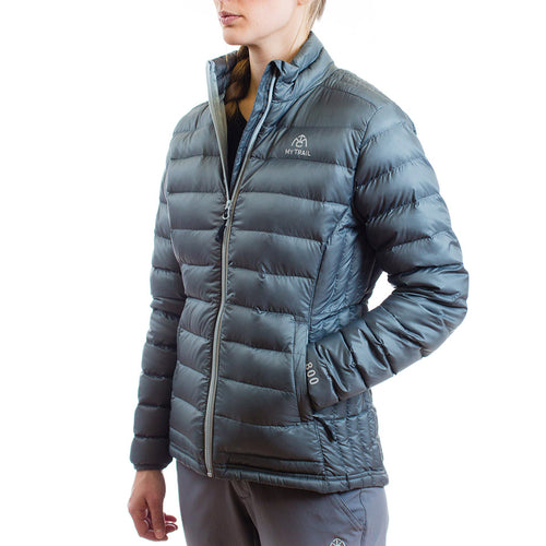 Women's 800 Fill Ultralight Down Jacket granite gray