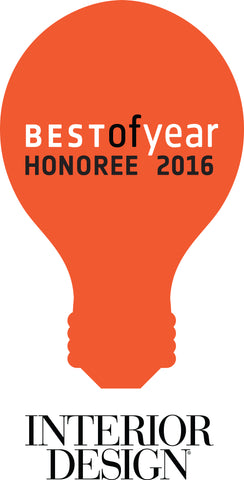 2016 Interior Design Best of Year Honoree
