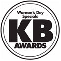 "Kitchen & Baths magazine's 2009 KB Award in the ""sink"" category, presented by Woman's Day Special Interest Publications."