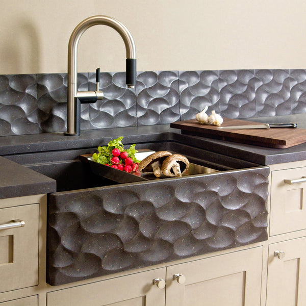 Stone Kitchen Sinks Marble Granite Stone Forest