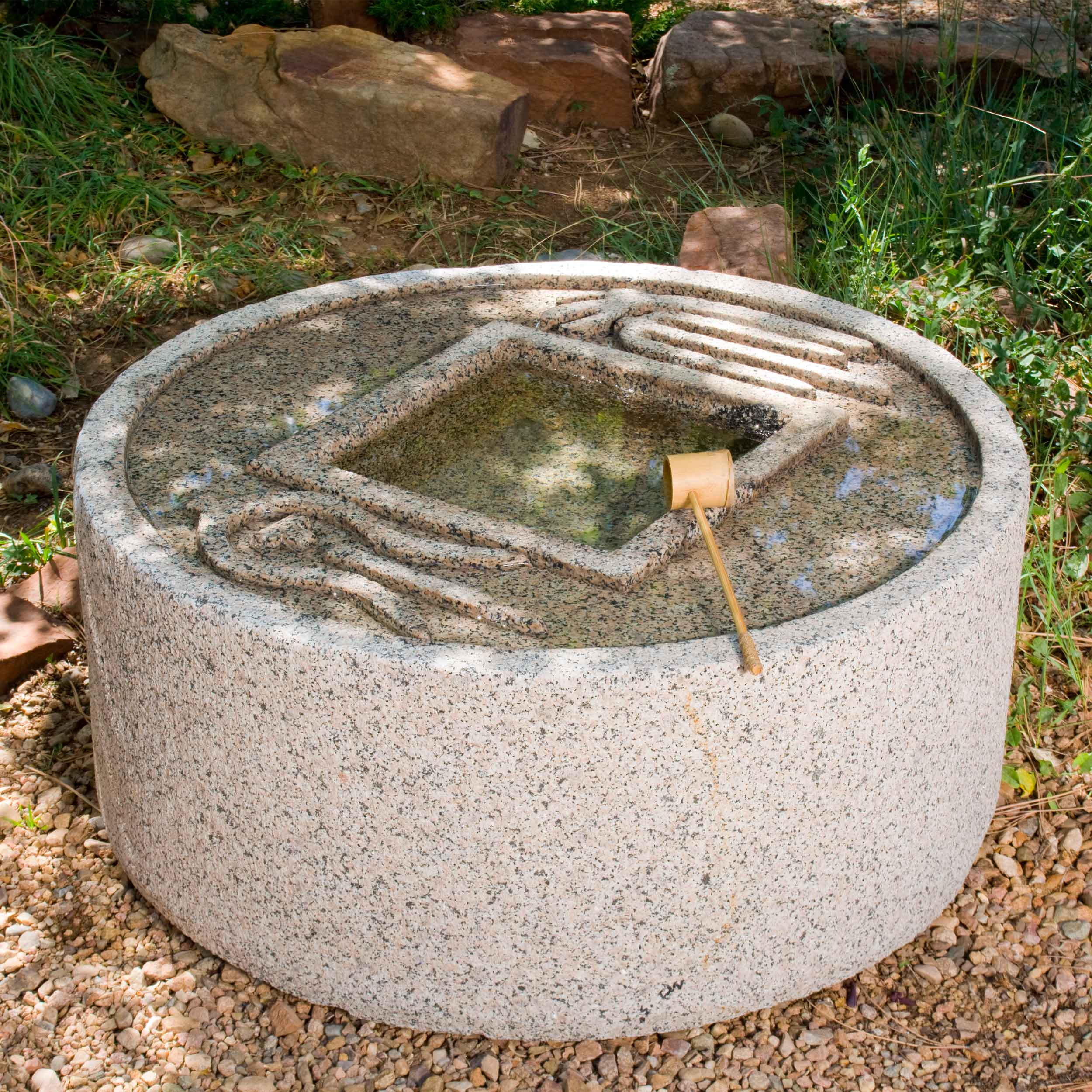 Large Coin Basin, 36 inch