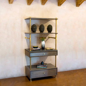 Elemental Storage Set with Stone Shelf