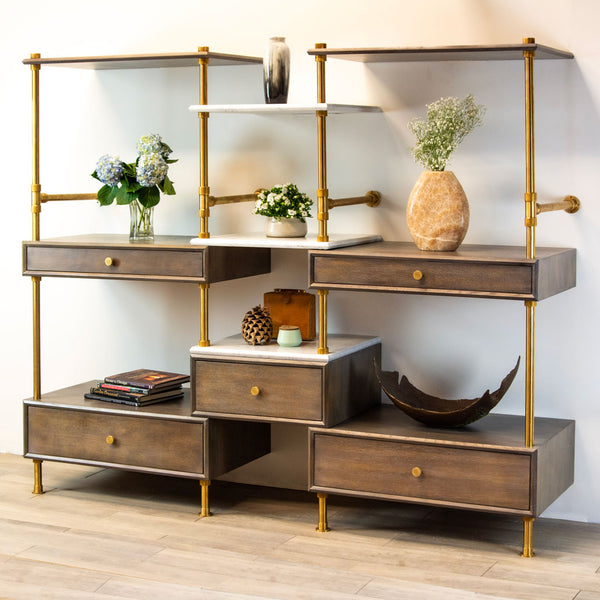 Elemental Etagere Storage Set