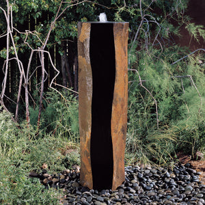 Basalt Column Fountains, various sizes