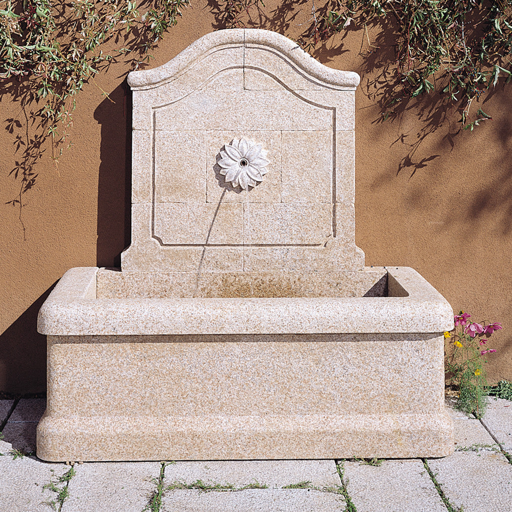 French Rosette Fountain