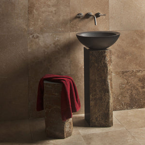 Single Basalt Pedestal