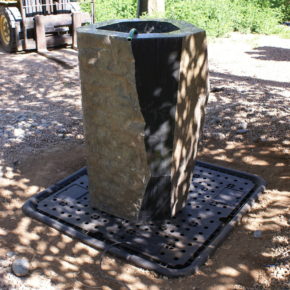 Fountain Installation Kit, 44 inch Square