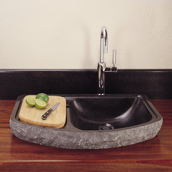 Drop-In Bar Sink – Stone Forest