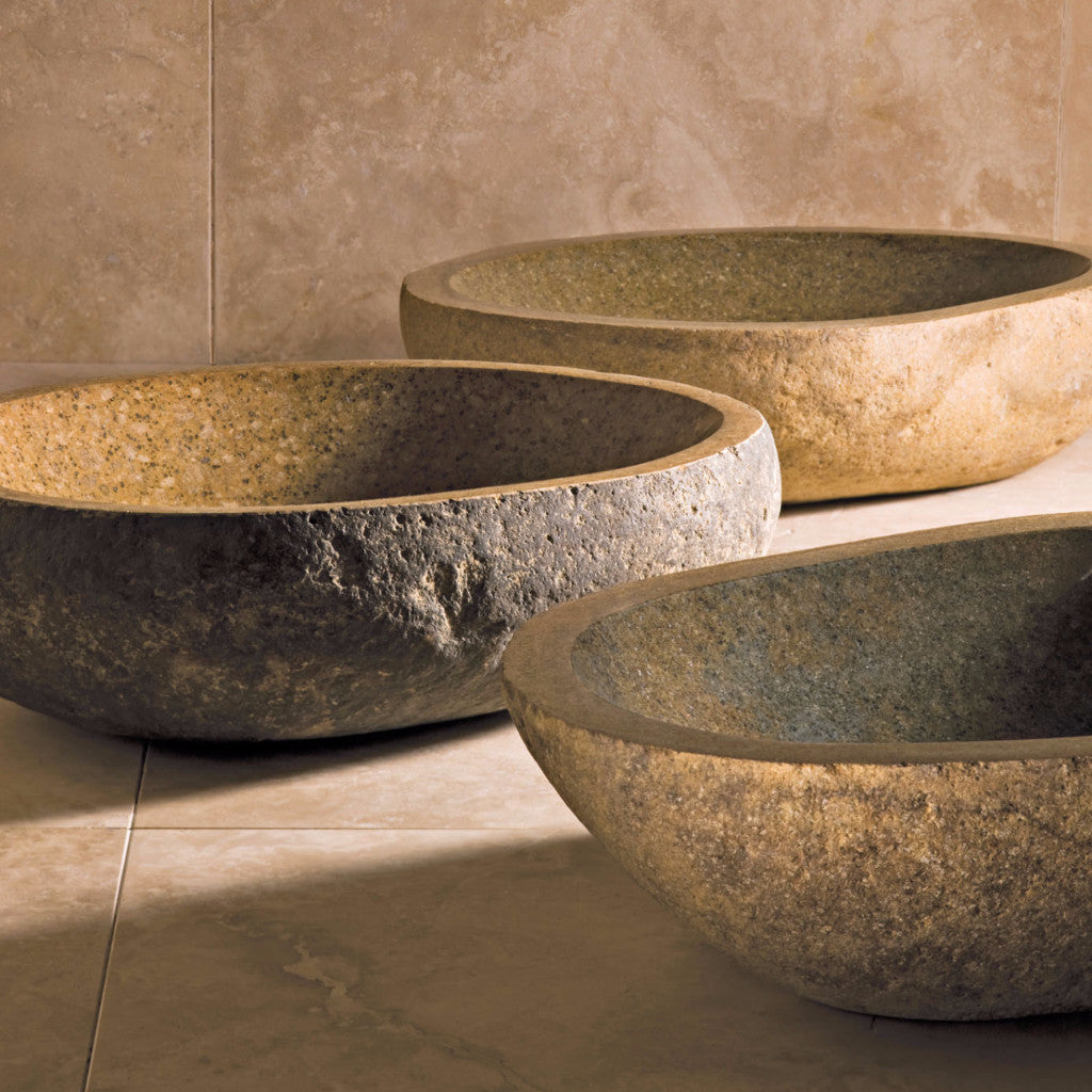 Stone Forest Natural Vessel Sinks