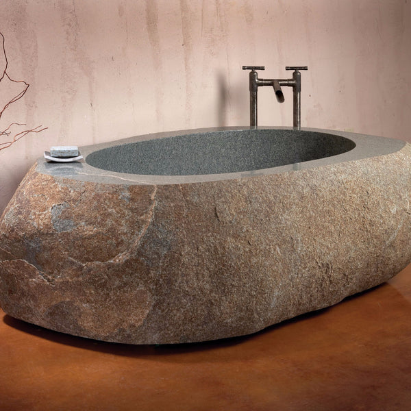 Stone Bathtubs - Marble, Granite, & Travertine - Stone Forest