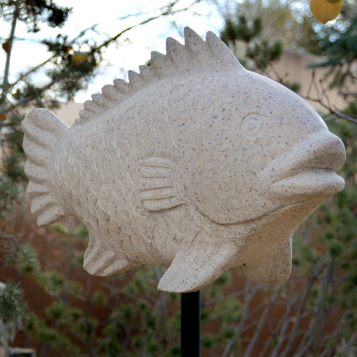 Carved Fish
