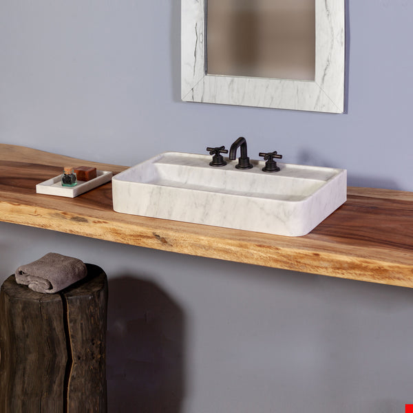 Lumbre Vessel Sink