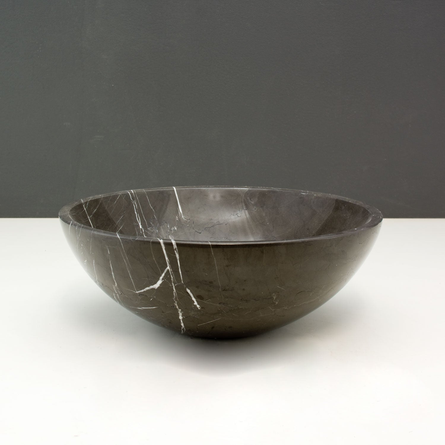 Urban Vessel Sink, Marquina Taupe