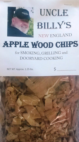 Uncle Billy's Apple Wood Chips