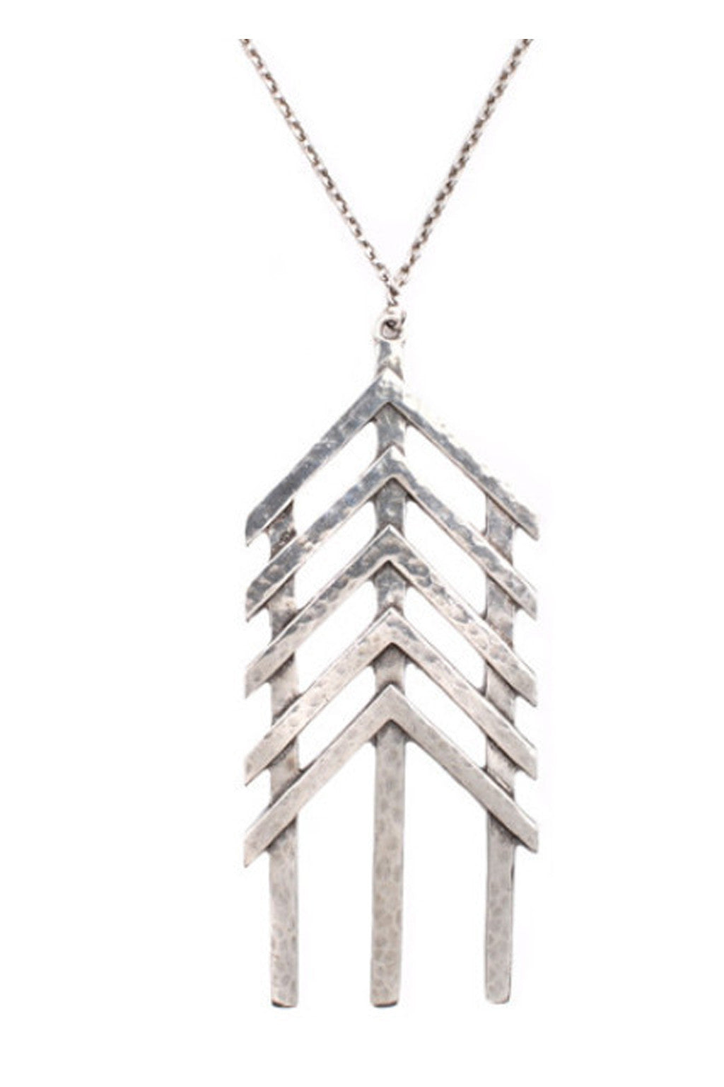 Zella Stone: Necklace - Straight Shooter Pendant - 2Bandits